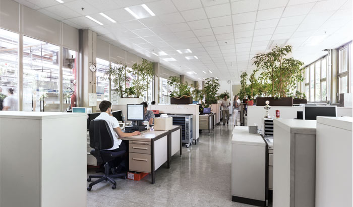 Office and industry systems Philips Lighting
