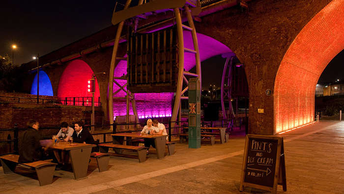 Toffee Factory - Lighting Case Study - Philips lighting