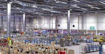 Reduce costs while improving productivity and safety | Commercial lighting solutions