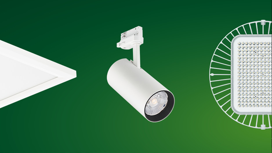Stylish and affordable LED luminaires for every space