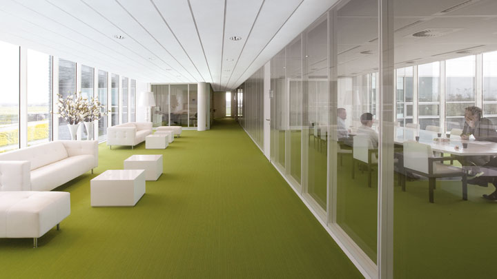 Key benefits of owning a green building