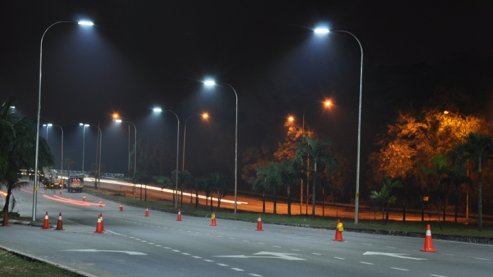 Malaysia LED Road Lighting